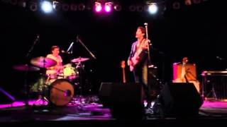 Melissa Ferrick on drums with Kimon Kirk!