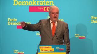 Video zu: Listenplatz 06: Dr. h. c. Jörg-Uwe Hahn