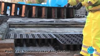 BMS Stormbreaker Load Bearing Demonstration
