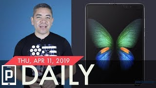 Samsung Galaxy Fold Date, LG Transparent Foldable & more