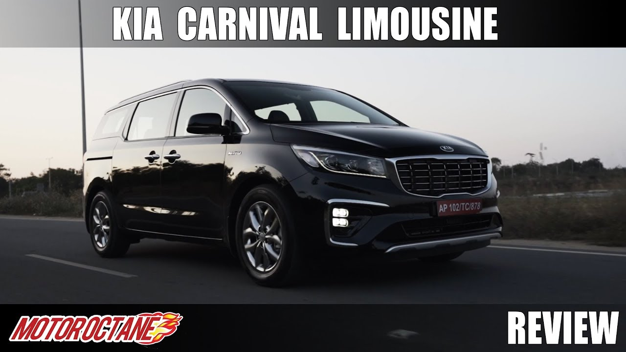 Motoroctane Youtube Video - Kia Carnival Review - Innova Killer? | Hindi | MotorOctane