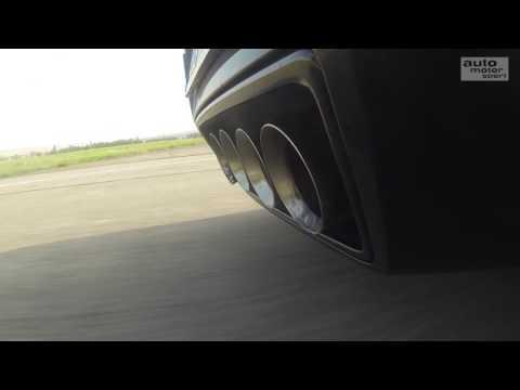 Corvette C7 - Sound | auto motor und sport