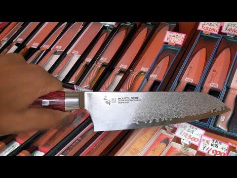 Pouze v Japonsku: Město nožů a mečů Seki