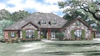 European Style Ranch House Plans (see Description) (see Description)