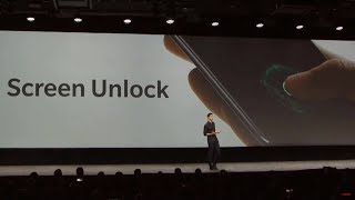 OnePlus 6T Event in 10 mins - All Features (w/ In Display FingerPrint Sensor)