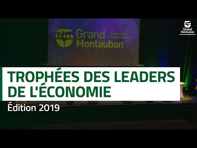 Leaders de l'économie 2019
