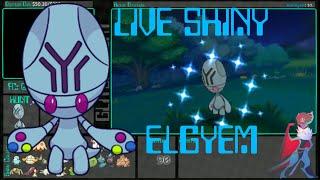 Elgyem  - (Pokémon) - [Live] Shiny Elgyem at 90 Dex Nav Chain | Omega Ruby