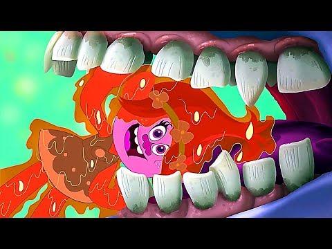 "TROLLS ""Bridget Eats Poppy"" Clip (The Beat Goes On, Animation)"