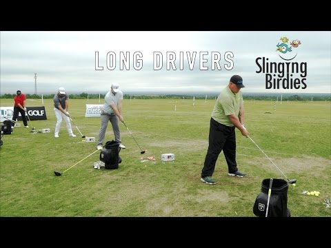 Long Drivers feat. Tim Burke Interview