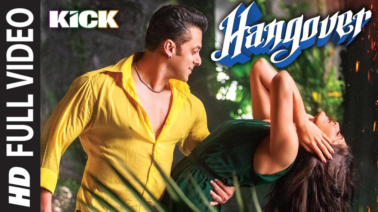 Hangover Full Song | Kick | Salman Khan, Jacqueline Fernandez | Meet Bros Anjjan - Salman Khan, Meet Bros Anjjan, Shreya Ghoshal Lyrics in hindi