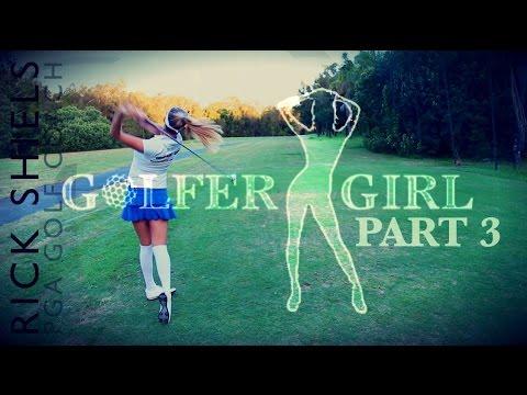 GOLFER GIRL & RICK SHIELS COURSE VLOG FINAL PART