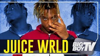 BigBoyTV - Juice WRLD on Showing Emotions, XXXTentacion, Hip Hop Legend & A lot More