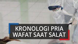 Kronologi Seorang Pria yang Tiba-Tiba Meninggal saat Salat Jumat di Bogor