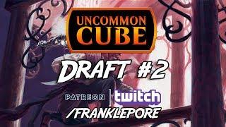 (Magic Online) Uncommon Cube Draft #2 - 5/25/18