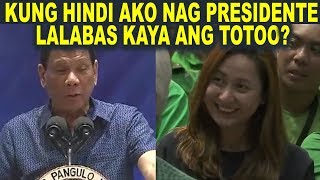 MGA MAYOR AT LOCAL POLITICIANS TUWANG TUWA SA SPEECH AT JOKES NI PRESIDENT DUTERTE