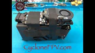 DJI FPV Drone Torn Apart to Create DJI BRICK as FPV V2 Goggle Fix