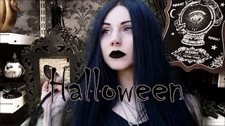 Hitting The Stores For Halloween | Goth Home Decor