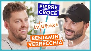 Benjamin Verrecchia : Comment Je Suis Devenu YouTubeur Par Pierre Croce | Portraits Talent Booster