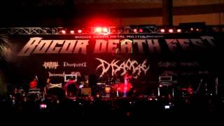 Disgorge - Atonement (Live In Bogor,Indonesia)