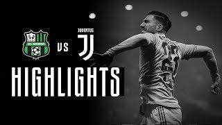 HIGHLIGHTS: Sassuolo Vs Juventus - 0-3 - The Bianconeri Win By Three
