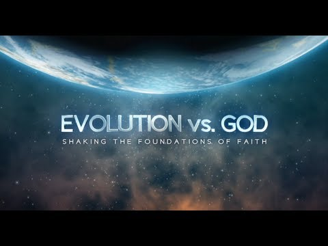 Evolution vs. God DVD movie- trailer