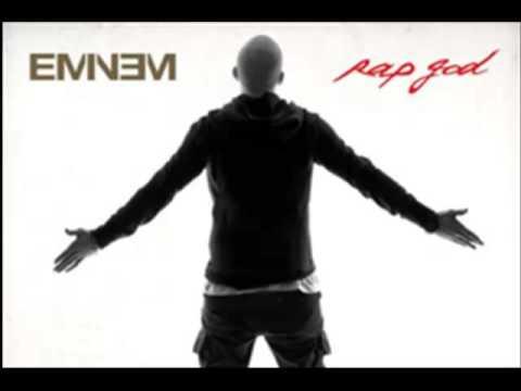 Eminem- Rap God (Clean)