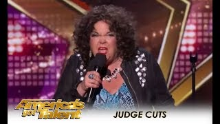 Vicki Barbolak: She's Just a Mom But FUNNY AS HELL!   America's Got Talent 2018