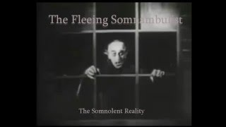 The Fleeing Somnambulist - Paralysis (Dark Ambient Industrial)