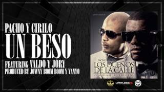 Video Un Beso (Audio) de Pacho y Cirilo feat. Valdo y Jory Boy