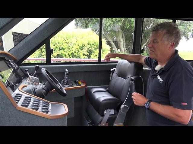 Boat Review - Senator SL1170 - With John Eichelsheim