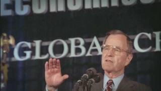 George H.W. Bush - Economy