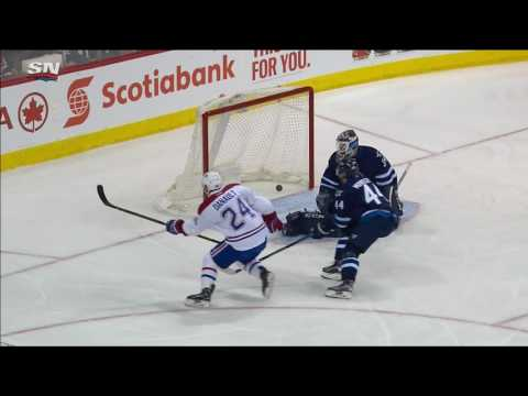 Gotta See It: Danault goes end to end for beauty against the Jets