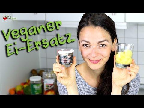 Veganer Ei Ersatz | 6 pflanzliche Alternativen für Eier | vegan backen und kochen ohne Ei