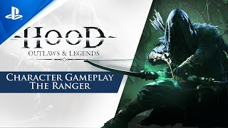 """PlayStation Hood: Outlaws & Legends - """"The Ranger"""" Character Gameplay Trailer 