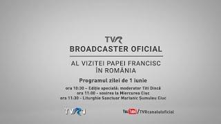 Papa Francisc în România - Liturghia De La Şumuleu Ciuc | LIVE