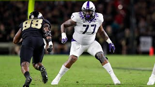 Lucas Niang TCU Highlights