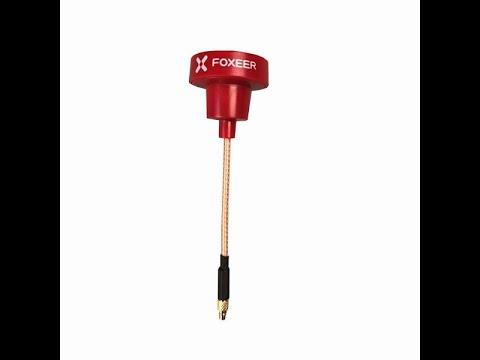 Foxeer Pagoda Pro 5 8GHz 2dBi RHCP FPV Antenna MMCX da Banggood
