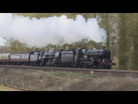 Western Champion, Nunney Castle and Oliver Cromwell with 'Th…