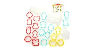 Sweet Sugarbelle Shape Shifters Cookie Cutters Set