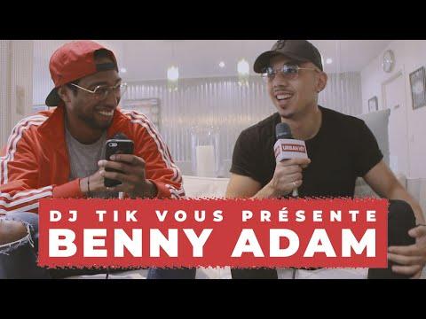 Benny Adam, beatmaker, rappeur et canadien