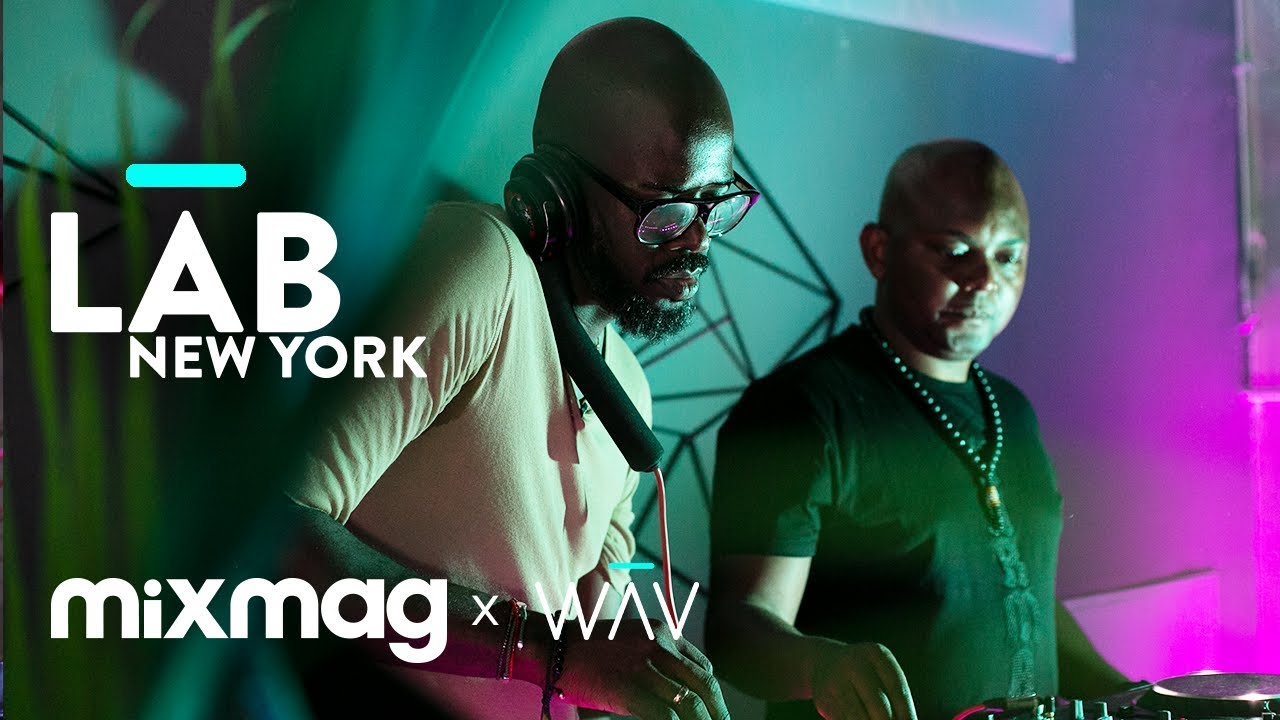 Black Coffee b2b Themba - Live @ Mixmag Lab NYC 2018