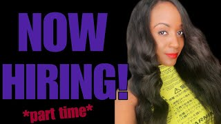 Virtual Assistant Job...$22 Hourly!