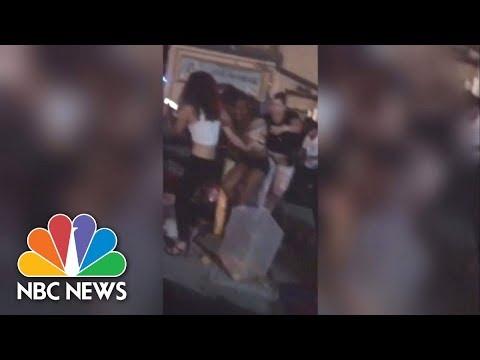 'Dead People…Everywhere': Dayton Shooting Witnesses Capture Terrifying Scene | NBC News