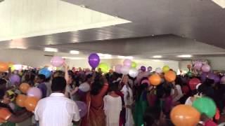 Sri Ammas Birthday Celebrations at the Oneness Temple