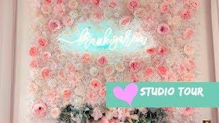 MUST SEE!- Frank Garcia Studio Tour💕🎉🙌🏻