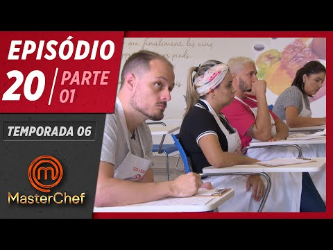 MASTERCHEF BRASIL (11/08/2019) | PARTE 1 | EP 20 | TEMP 06