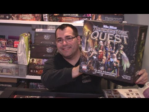 CAG Reviews Thunderstone Quest