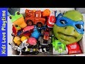 Box of Toys - Box Full of Toys ? Disney Cars for Kids ? Fun Superheros ? Toys for Imagination!