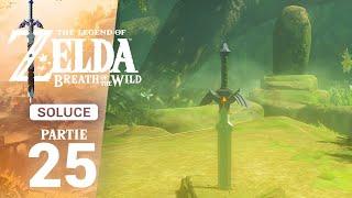 Soluce BOTW – Étape 25 : Master Sword