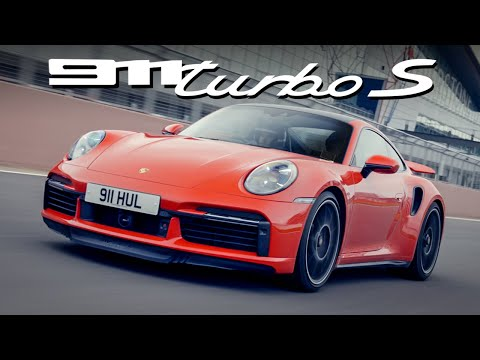 Porsche 911 Turbo S: Track Review At Silverstone | Carfection 4K